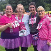 Alpha 3 Employees take part in Race for Life