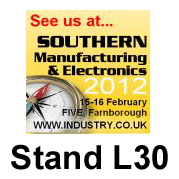 Alpha 3 Manufacturing to exhibit at Southern Manufacturing 2012